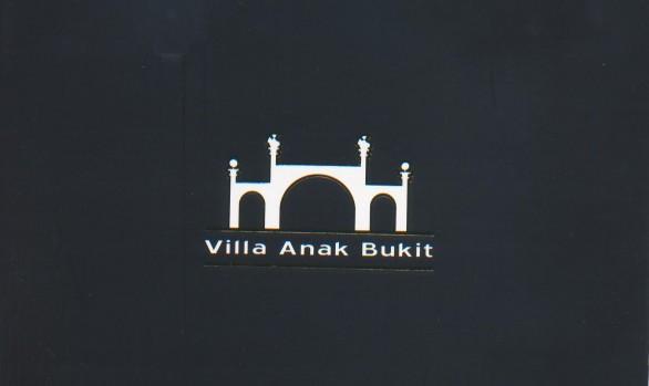 VILLA ANAK BUKIT