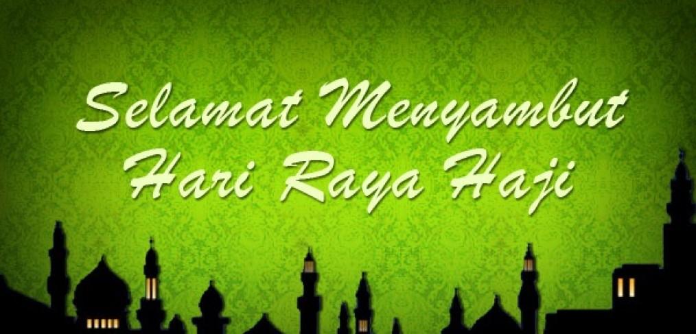 Offices Close during Hari Raya Haji | ENCOMAS