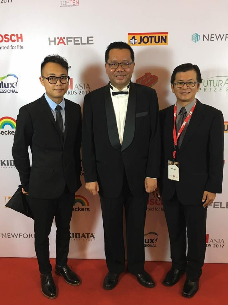 BCI Asia Interior Design Award