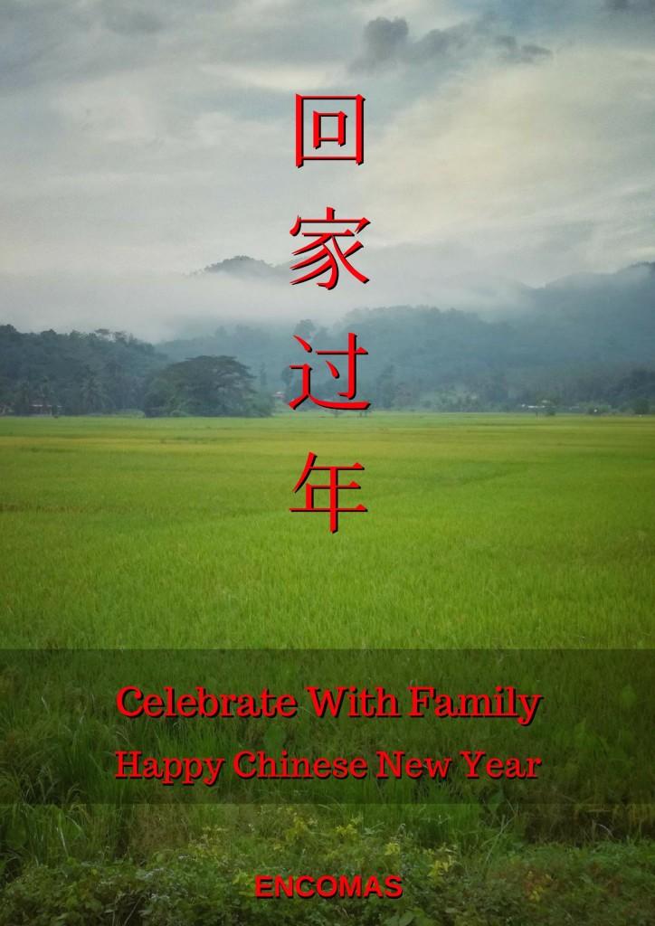 Happy Chinese New Year, 新年快樂